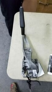 Ford Focus Emergency Brake Handle Assembly 2014 7597