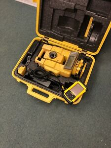 Topcon Gts 802a Robotics Total Station W tds Data Collector