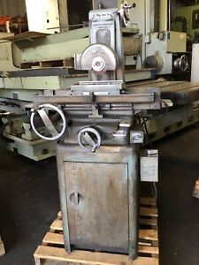 Boyar Schultz Surface Grinder 612 W 6 X 12 Magnetic Chuck Model Hr6120