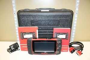 Snap On Solus Ultra Eesc318 Diagnostic Scan Tool For Parts Missing Software