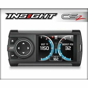 Edge Cs2 Insight Gauge Monitor For 2011 2018 Ford F 150 Ecoboost 84030
