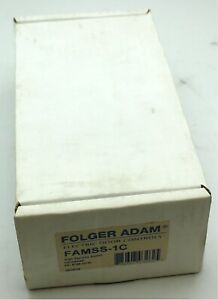 New Folger Adam Electric Door High Security Concealed Switch Famss 1c Lock