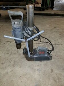 Black And Decker 3 4 Mag Drill Heavy Duty Jacobs Chuck Mill Lathe Weld Fab Hd