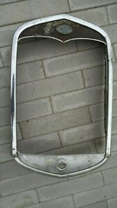 1931 Ford Grille Shell 31 Model A Rat Hot Rod Gasser Trog Scta Grill 32 Lincoln