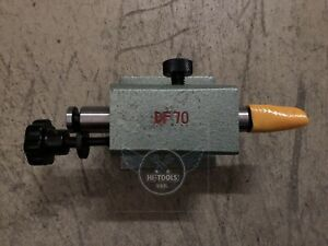 New Matching Tailstock For 5c Spin Index Df70 2 3 4 Center Height Us seller