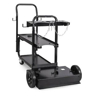 Miller Multimatic Dual Cylinder Rack And Cart 951770