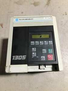 Allen bradley 1305 ba03a ha2 Ser B 1hp Variable Frequency Drive 3ph 0 400hz