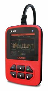 Launch Creader Vii Diagnostic Tool Obdii Code Reader Obd 2 Scanner 301050139
