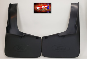 New 2019 Ford Ranger Front And Rear Splash Guard Mud Flap Full Set