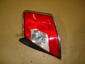 2010 2011 2012 Ford Taurus Limited Rh Right Passenger Side Outer Tail Light