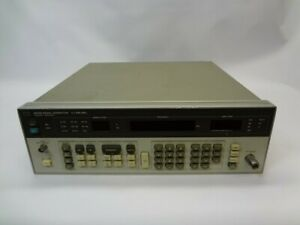 Hp 8656b Signal Generator 0 1 990 Mhz as Is See Notes