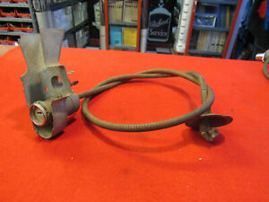 1935 36 Packard Junior Ignition Switch And Armored Cable