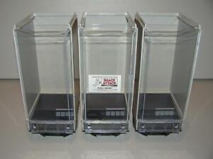 3 Vendstar 3000 Bulk Candy Vending Machine Complete Candy Cansiters free Ship