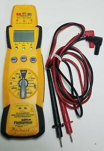 Fieldpiece Hs35 Multi Meter Multimeter Stick Meter Electrical Tool With Leads