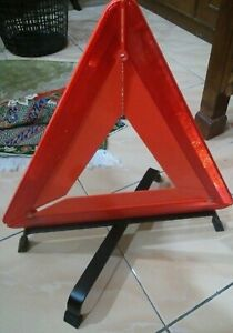 Emergency Reflective Triangles