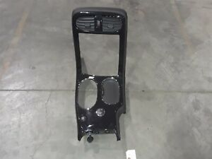 08 13 Corvette C6 Center Console Radio Shifter Bezel Carbon Fiber Look Aa6448