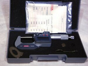 Spi Electronic Outside Micrometer 0 1 Range 0 00005 Resolution 12 047 7
