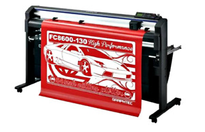 New Graphtec Fc8600 130 54 Vinyl Cutter Plotter With Stand 4738