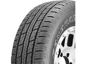 2 New 255 55r20 General Grabber Hts60 Tires 255 55 20 2555520