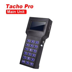 Tacho Pro 2008 July Main Unit Universal Dash Pro Grammer Odometer Correction