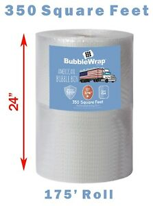 Bubble Wrap 3 16 Small Bubble 24 X 175 350 Sq Ft By American Bubble Boy