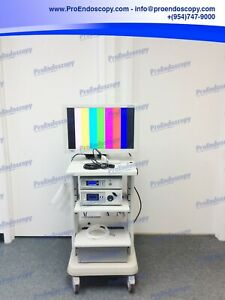 Stryker 1188 Hd Endoscopy Mini Tower Set
