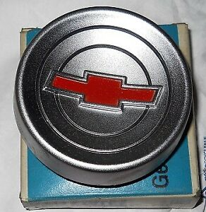Nos 1962 65 Chevy Ii 60 66 Chevrolet Truck 60 65 Corvair Steering Wheel Horn Cap