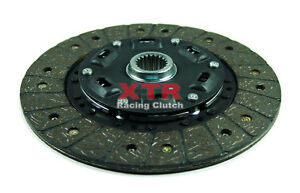 Xtr Stage 2 Carbon Hd Clutch Disc Plate For 1990 1991 Acura Integra