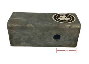 Galvanized Class V Hitch Receiver Adapter Reducer Sleeve Ram Ford
