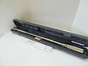 Wright 4478 1 2 Drive Torque Wrench 30 250 Ft Lbs 47 332 Nm