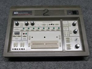 Heathkit Educational Systems Et 1000 Circuit Design Trainer tested