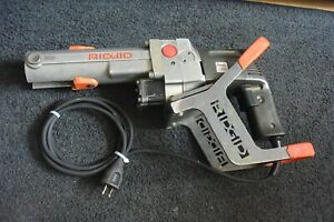 Ridgid Brand Hydraulic Propress Crimper Model Ct400 Only Rp 330 340 320e