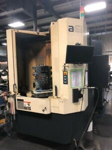 2004 Makino A61 4 axis Cnc Horizontal Machining Center 3266
