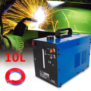Tig Welder Torch Welding Machine Water Cooler Cooling System Wrc 300a 110v