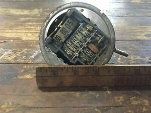 Vintage Speedometer Housing Ac Spark Plug Co