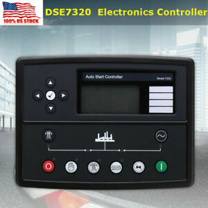 Auto Electronics Controller Control Module Panel For Diesel Generator Dse7320 Us