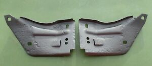 Set 1968 1969 Ford Torino Mercury Cyclone Outer Rear Bumper Brackets