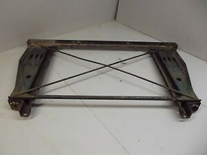1958 1959 Chevrolet Truck Original Core Support Used Chevy