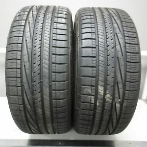 245 45zr20 Goodyear Eagle Rs A2 99y Tire 9 32nd Set Of 2 No Repairs