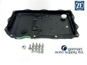 Bmw Automatic Transmission Oil Pan And Filter Kit Zf Parts 24118612901 Oem