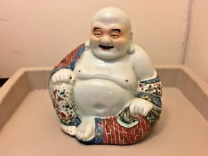 Antique Porcelain Chinese Buddha