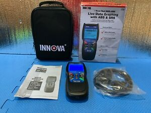 Innova 3160 Diagnostic Scan Tool With Abs Srs And Live Data For Obd2 Vehicles