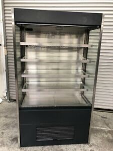 Oasis 45 Grab Go Open Air Cooler Merch Display Structural Concepts B42 2176