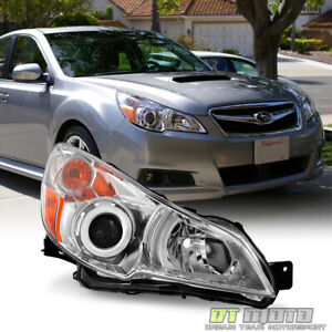 For 10 11 12 Subaru Legacy outback Replacement Headlight Right Passenger Side