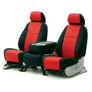 Coverking Seat Cover Front New For Chevy Express Van Chevrolet 1500 Cscf2ch7301