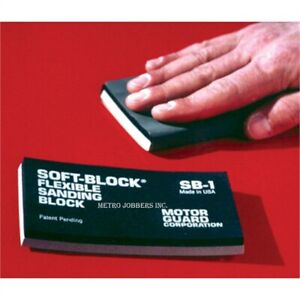 Motor Guard Sb 1 Soft Block Flexible Sanding Block