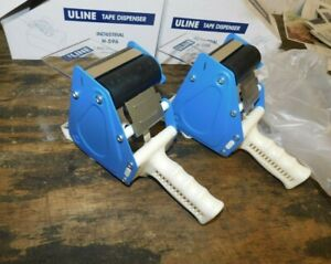 Lot Of Two U line H 596 3 Tape Dispensers Side Load Brand New