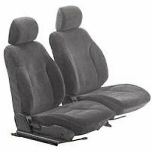Coverking Seat Cover Front New For Chevy Express Van Chevrolet 1500 Cscv2ch7301