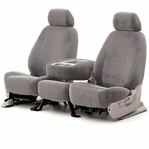 Coverking Seat Cover Front New For Chevy Express Van Chevrolet 1500 Cscv3ch7301