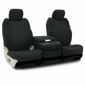 Coverking Seat Cover Front New For Chevy Express Van Chevrolet Csc2a1ch840